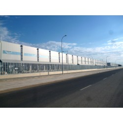 Electrical installation in Inditex Logistic Centre  Phase II